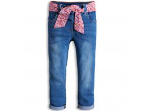 Dievčenské džínsy MINOTI PRETTY modré