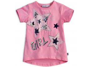 Dievčenské tričko Mix´nMATCH GIRL svetlo ružové
