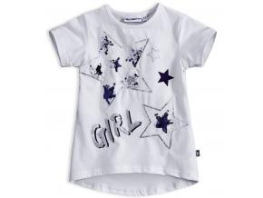 Dievčenské tričko Mix´nMATCH GIRL biele