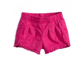 Dievčenské šortky KNOT SO BAD ružové