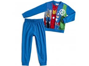 Chlapčenské pyžamo MARVEL AVENGERS svetlomodré