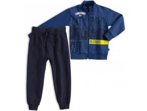 Chlapčenská tepláková súprava Mix´nMATCH CITY PARK modrá