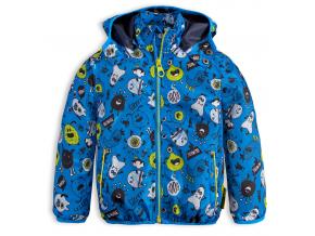 Chlapčenská šuštiaková bunda Lemon Beret PRÍŠERKY modrá