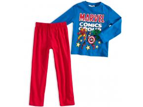 Chlapčenské pyžamo MARVEL KOMIKS modré