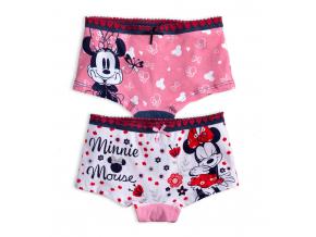 Dievčenské nohavičky DISNEY MINNIE ružové