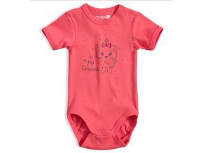 Dojčenské body VENERE MY PRINCESS ružové