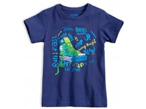 Chlapčenské tričko LOSAN JUMP modré