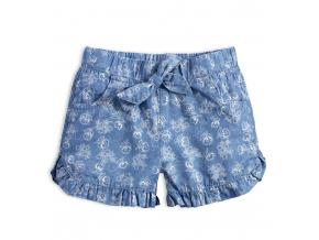 Dievčenské šortky KNOT SO BAD SUMMER LINE modré