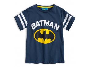 Chlapčenské tričko BATMAN modré