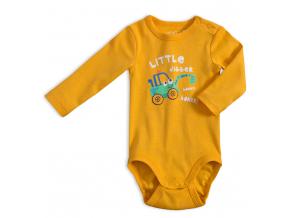 Dojčenské body VENERE BAGRÍK žlté