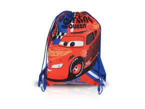 Detský batoh DISNEY CARS BLESK McQUEEN modrý