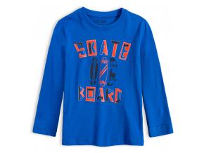 Chlapčenské tričko LOSAN SKATEBOARD modré