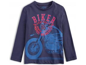 Chlapčenské tričko LOSAN BIKER modré