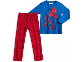 Chlapčenské pyžamo MARVEL SPIDERMAN BEST HERO modré