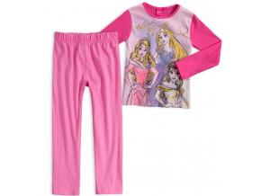 Dievčenské pyžamo DISNEY PRINCESS BELIVE YOURSELF ružové