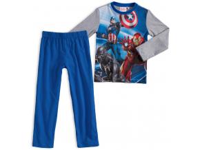 Chlapčenské pyžamo AVENGERS modré