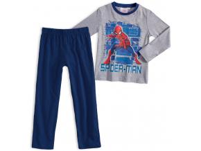 Chlapčenské pyžamo MARVEL SPIDERMAN šedé