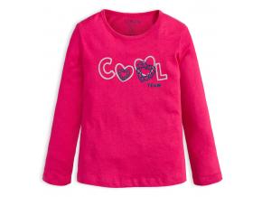 Dievčenské tričko LOSAN COOL GIRL ružové