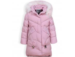 Dievčenský zimný kabát GLO STORY DOWN ružový