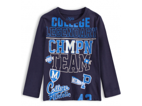 Chlapčenské tričko LOSAN TEAM modré