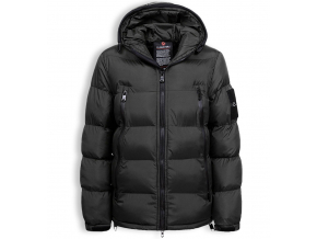 Chlapčenská zimná bunda GLO STORY VOGUE čierna
