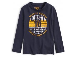 Chlapčenské tričko LOSAN STATE PARK modré