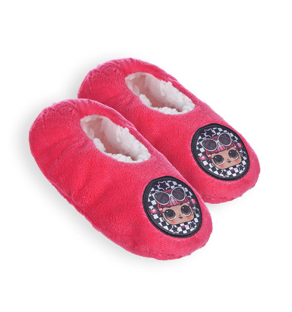Dievčenské papučky L.O.L.SURPRISE ružové