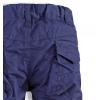 184614 4 chlapecke zateplene kalhoty dirkje modre