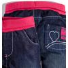 Dievčenské zateplené džínsy DIRKJE