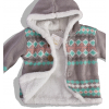 Detský zateplený sveter