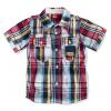 Chlapčenská košeľa s krátkym rukávom
