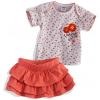 Dojčenská sukienka a tričko DIRKJE