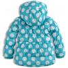 Dievčenská zimná bunda MINOTI GLITTER modrá
