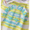 Dojčenská súprava pre chlapcov OCEANSIDE BABALUNO žltá