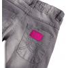 Dievčenské džínsy DIRKJE šedé