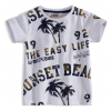 Chlapčenské tričko DIRKJE EASY LIFE