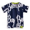 Detské tričko DIRKJE BEACH tmavo modré