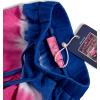 Dievčenské šortky KNOT SO BAD BATIKA modrý pás