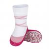 Papučky s koženou podošvou SOXO BALETKA ružové