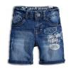 Chlapčenské džínsové šortky LOSAN CUSTOM modré