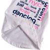 Dievčenské tričko CANGURO DREAM biele