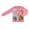 Dievčenské pyžamo DISNEY FROZEN ANNA a ELSA ružové quarzo