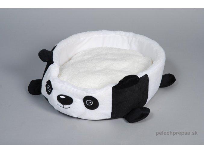 "Pelech zvierací motív "" PANDA """