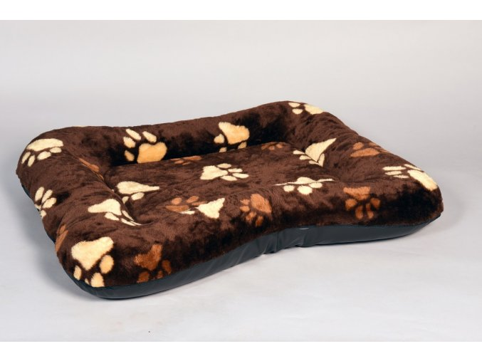 "pelech ""  Ponton "" plush brown - L"