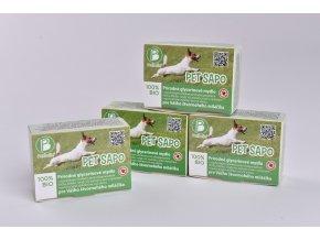 mydlo PET SAPO  100 gramov