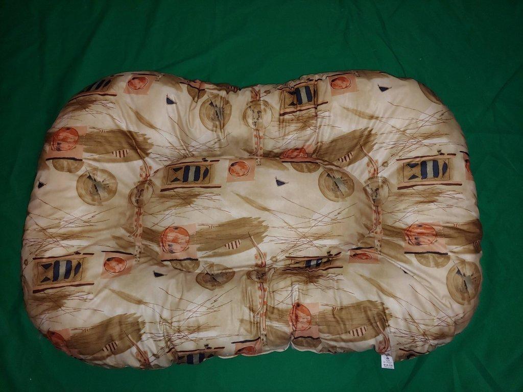 Povlak na polštář z nábytkové potahovky vzor  č. 104