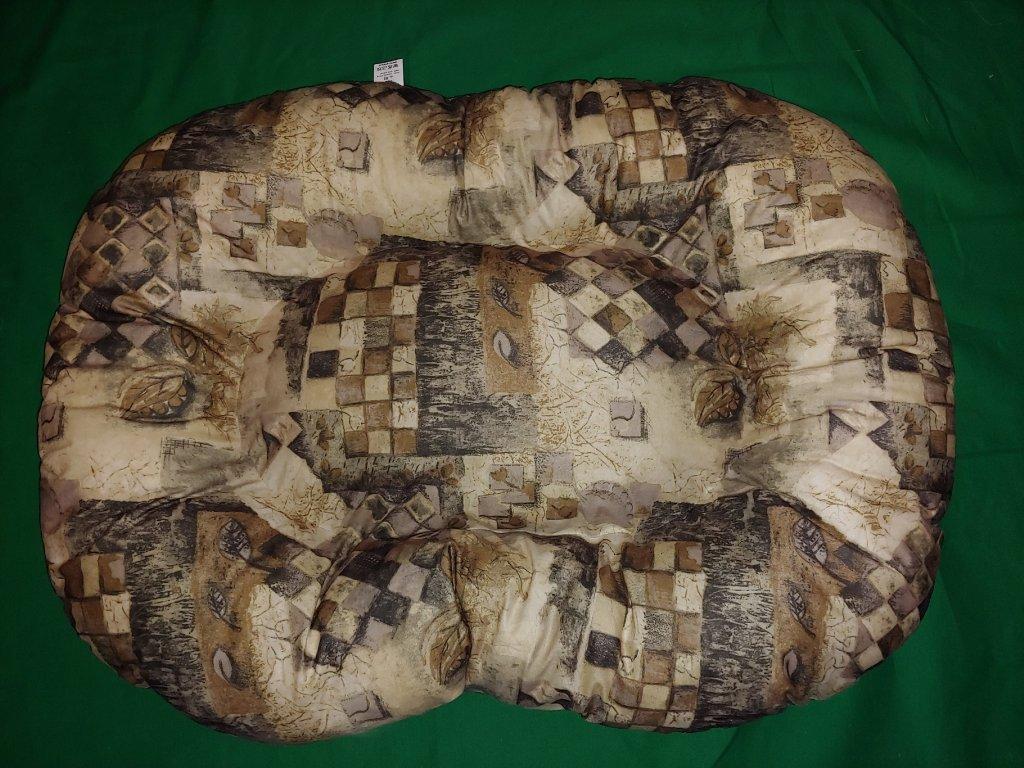 Povlak na polštář z nábytkové potahovky vzor  č. 107