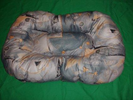 Povlak na polštář z nábytkové potahovky vzor  č. 89