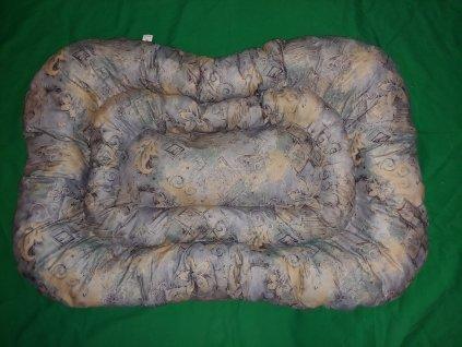 Povlak na polštář z nábytkové potahovky vzor  č. 92