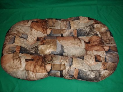 Povlak na polštář z nábytkové potahovky vzor  č. 101